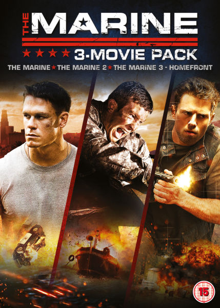 The Marine 1 3 Dvd Zavvi