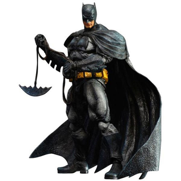 square enix batman arkham city play arts kai batman the