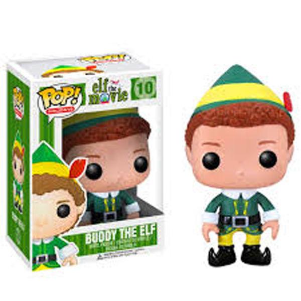 Buddy The Elf Pop! Vinyl Figure