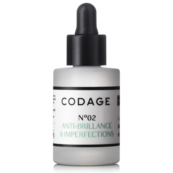 CODAGE Serum N.02 Anti-Shine and Imperfections Serum (10ml)