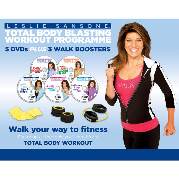 Leslie Sansone: Total Body Blasting Workout Programme