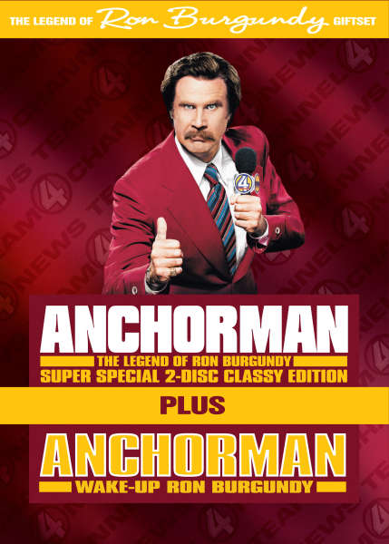 Anchorman [Special Edition]/Wake-Up Ron Burgundy