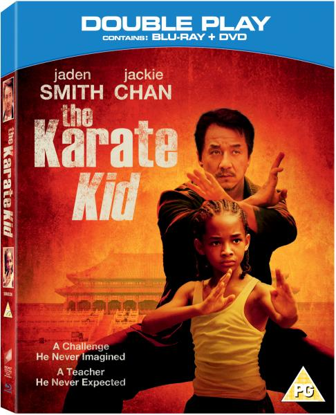 The Dvd Packincludes Blu Karate Kid2010Combi Ray And Copy MLUzjVpGqS