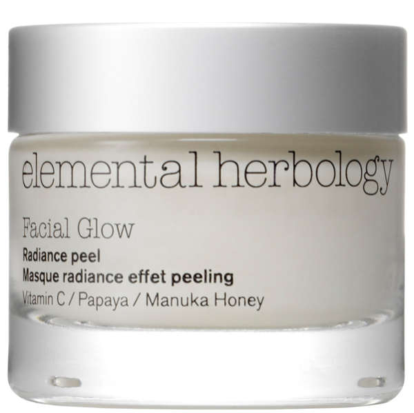 Elemental Herbology Facial Glow Radiance Peel 1.7 oz.