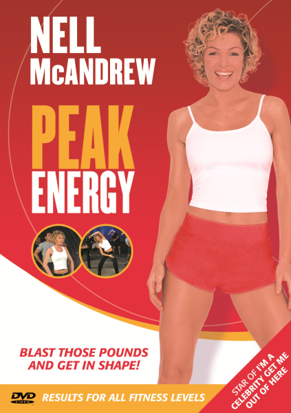 Nell McAndrew - Peak Energy