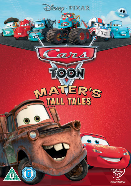 Cars Toon Maters Tall Tales Iwoot
