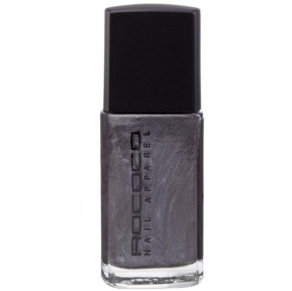 Rococo Nail Apparel Luxe Nagellack - Black Pearl (14ml)