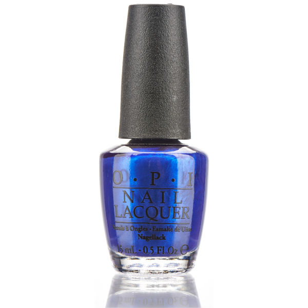 OPI Blue My Mind - Nail Lacquer (15ml)
