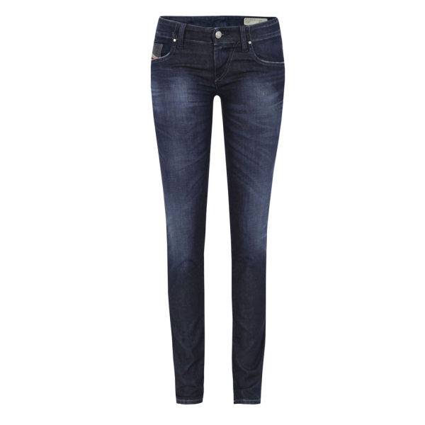 Diesel Women's Grupee 800V Denim Jeans - Dark Wash