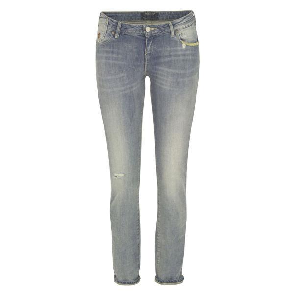 Maison Scotch Women's 85702 La Parisienne Skinny Jeans - Faded Youth