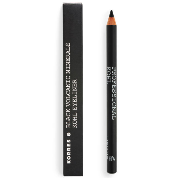 KORRES Pencil Kohl Minerals - Black