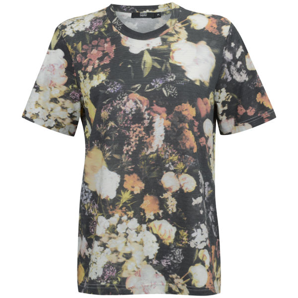 Markus Lupfer Women's Woodland Floral T-Shirt - Multi