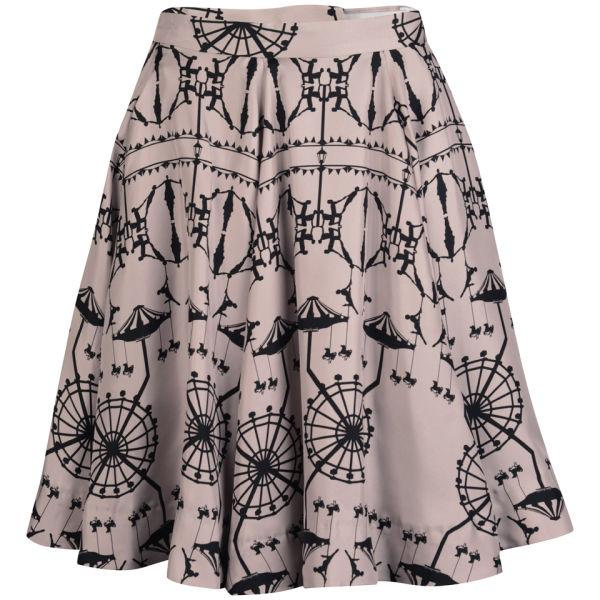 Charlotte Taylor Women's Puff Skirt - Circus Pink