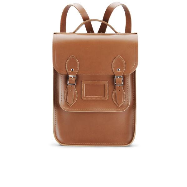 The Cambridge Satchel Company Portrait Leather Backpack - Vintage