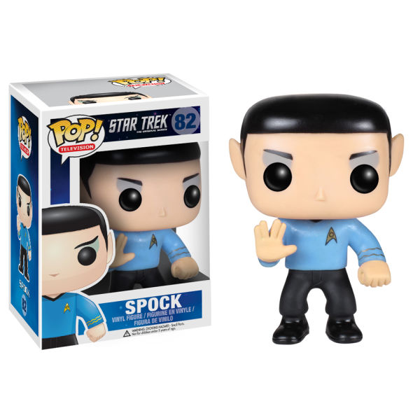Star Trek Spock Pop! Vinyl Figure