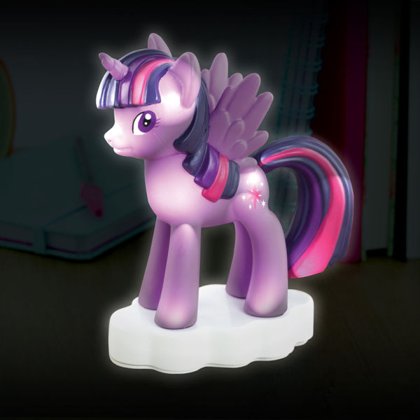 My Little Pony Night Light Traditional Gifts Zavvi Com