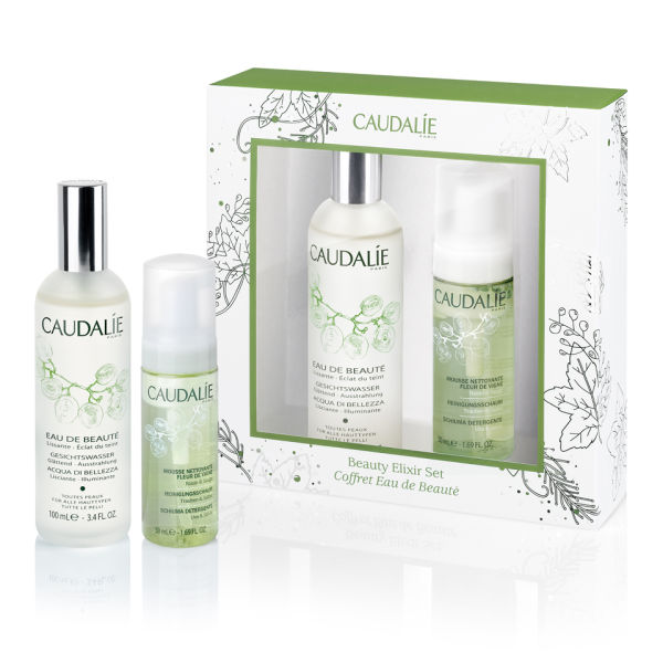 Accept. caudalie facial products