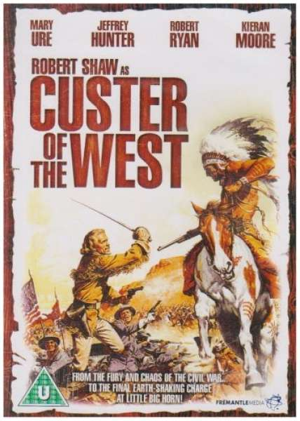 Custer Of The West Dvd Zavvi