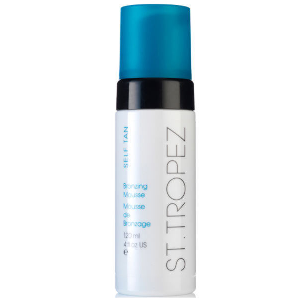 St. Tropez Self Tan Bronzing Mousse (120ml)