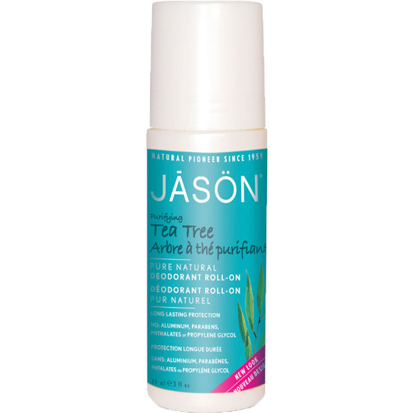 JASON Purifying Tea Tree Roll-On Deodorant 89ml