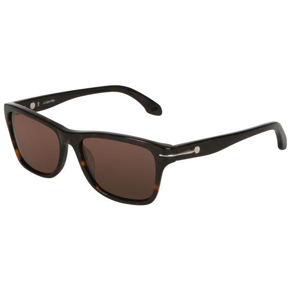 CK by Calvin Klein Unisex Plastic Wayfarer Sunglasses Womens Accessories | TheHut.com