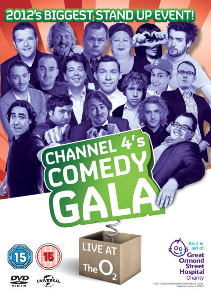 Channel 4s Comedy Gala 2012