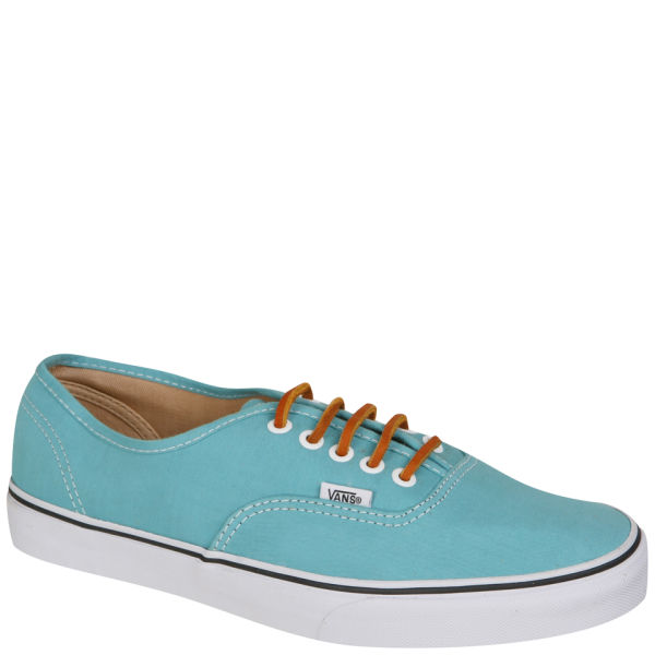Vans Authentic Brushed Twill Trainer - Porcelain/True White