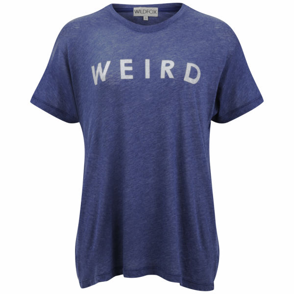 Wildfox Women's Weird T-Shirt - City Night