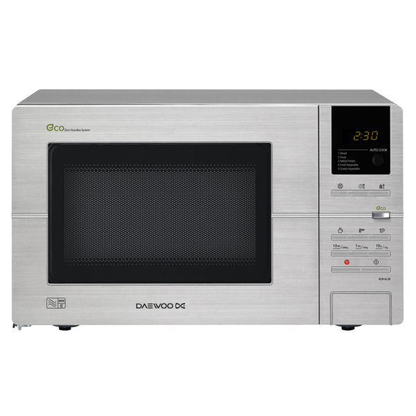 Daewoo Stainless Steel Eco Touch Microwave Oven 20l Iwoot