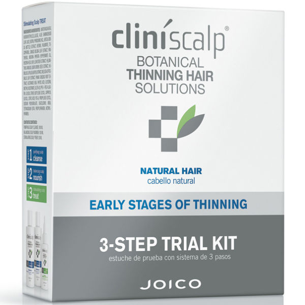 Joico Cliniscalp Trial Pack for Natural Hair Early Stages
