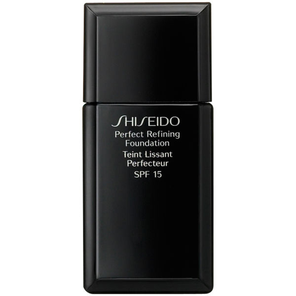 shiseido perfect refining foundation 30ml free. Black Bedroom Furniture Sets. Home Design Ideas