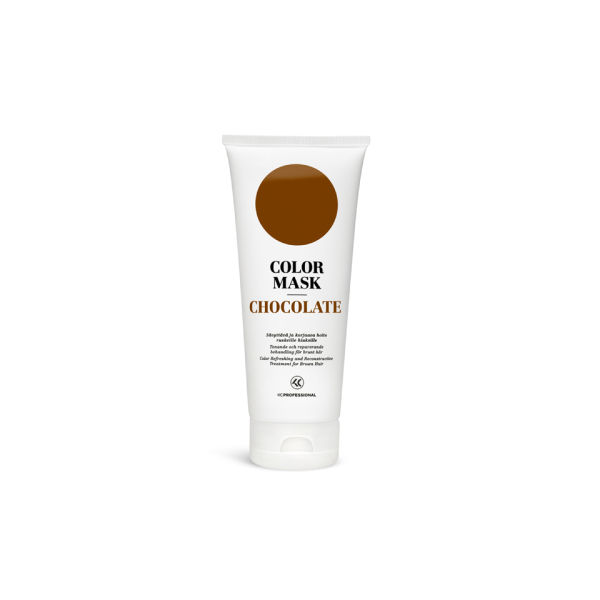 KC Professional Colour Mask -  Chocolate (40ml)