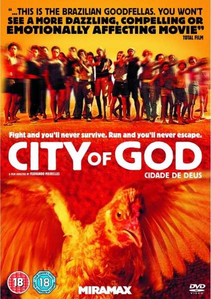 City Of God Dvd Zavvi