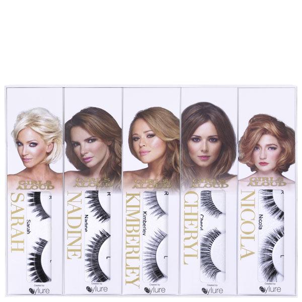 Eylure Girls Aloud Lashes Gift Set 5 Products Free Shipping