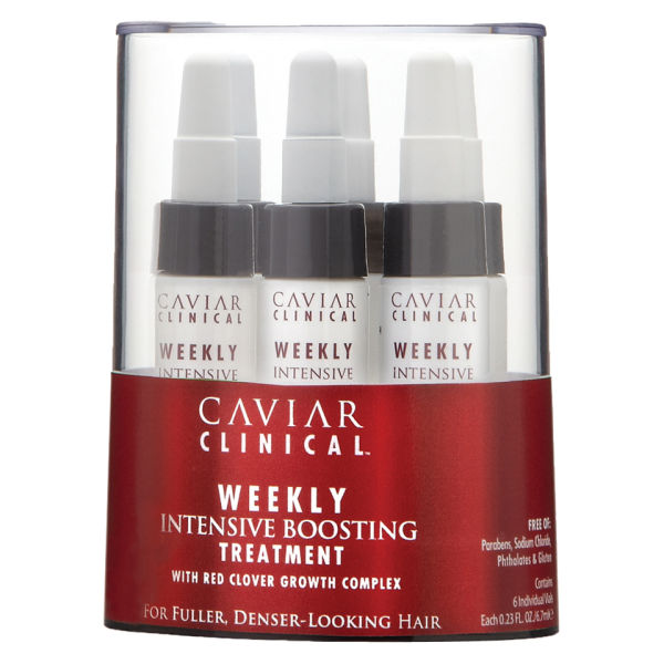 Alterna Caviar Clinical Weekly Intensive Boosting Treatment (6 Viales)