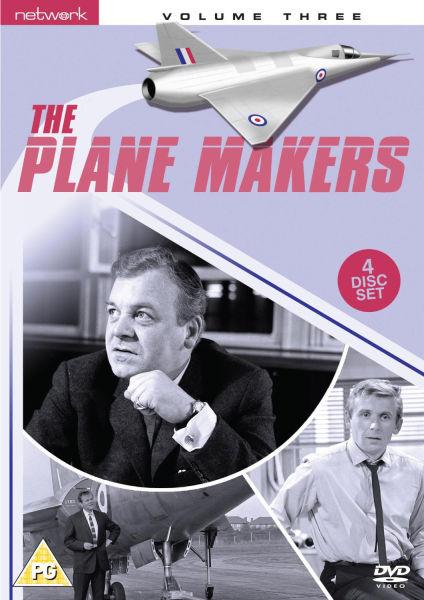The Plane Makers - Volume Three