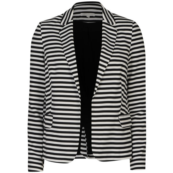 Collection Striped Blazer Pictures - Reikian