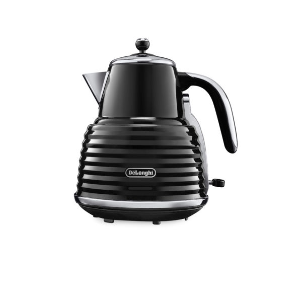 De'Longhi KBZ3001 Scultura Kettle - Black High Gloss