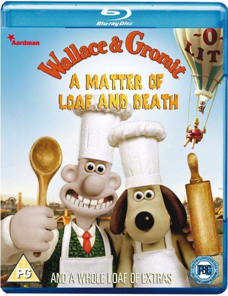 Wallace & Gromit A Matter Of Loaf And Death