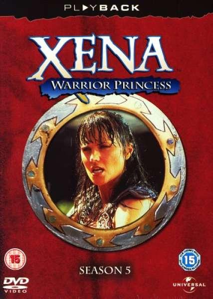 Xena Warrior Princess Series 5 Dvd Zavvi