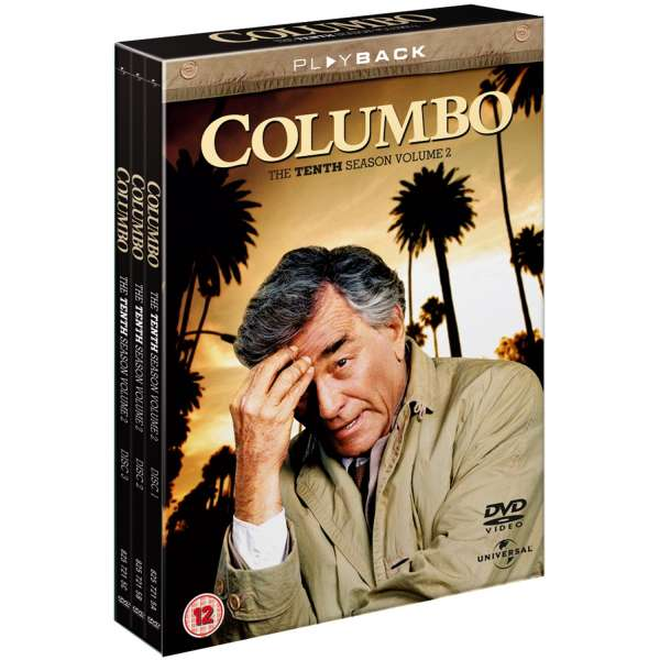 Columbo - Series 10 - Vol.2