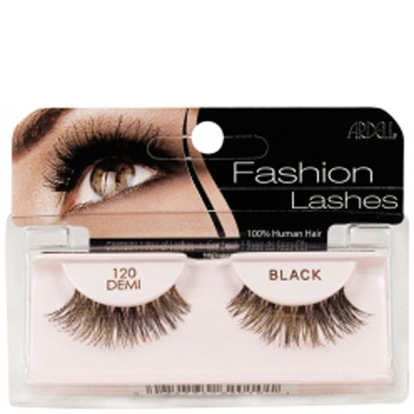 c9391d407e1 Ardell Fashion Lashes - 120 Demi (Black) | Free Shipping | Lookfantastic