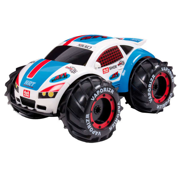 Box Shaped Cars >> Nikko: VaporizR Amphibious Remote Control Car - Blue ...