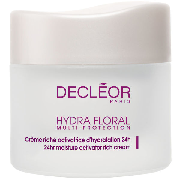 Decleor Hydra Floral Multi Protection Rich Cream