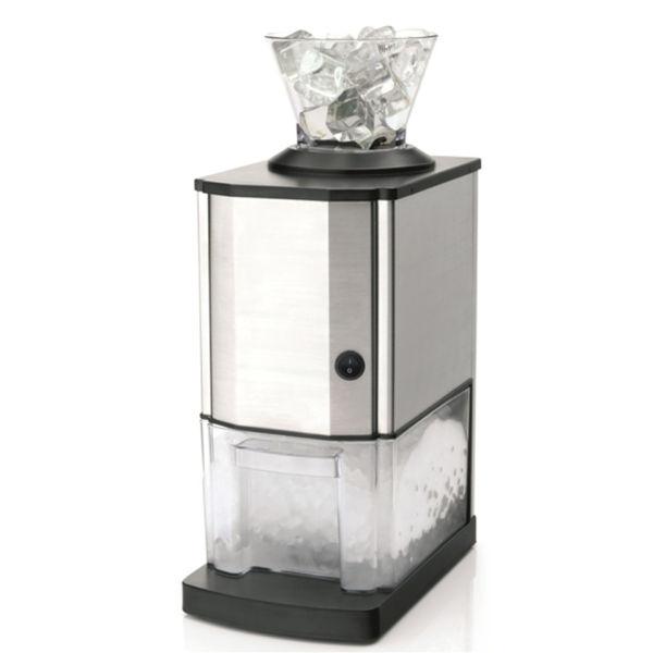 glacier electric ice crusher iwoot. Black Bedroom Furniture Sets. Home Design Ideas