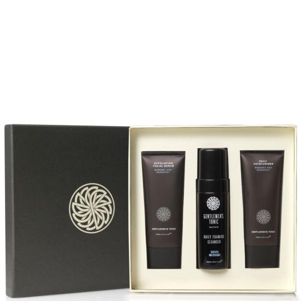 Gentlemen's TonicFacial Gift Set (Gesichtspflege-Geschenkset)