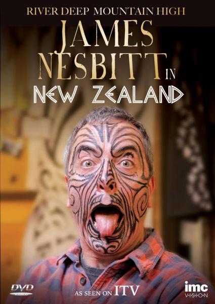 River Deep Mountain High: James Nesbitt in New Zealand
