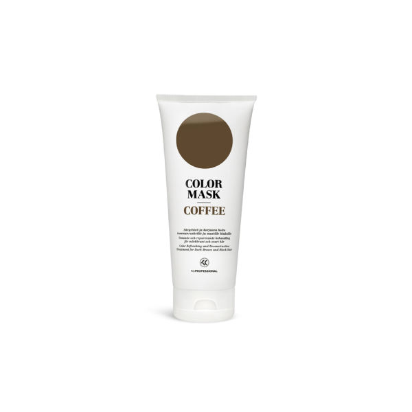 KC Professional Colour Mask -  Coffee (40ml)