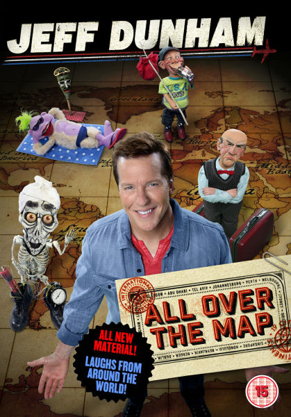 Jeff Dunham - All Over the Map