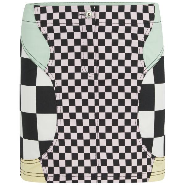 Love Moschino Women's Pastel Printed Mini Skirt - Multi